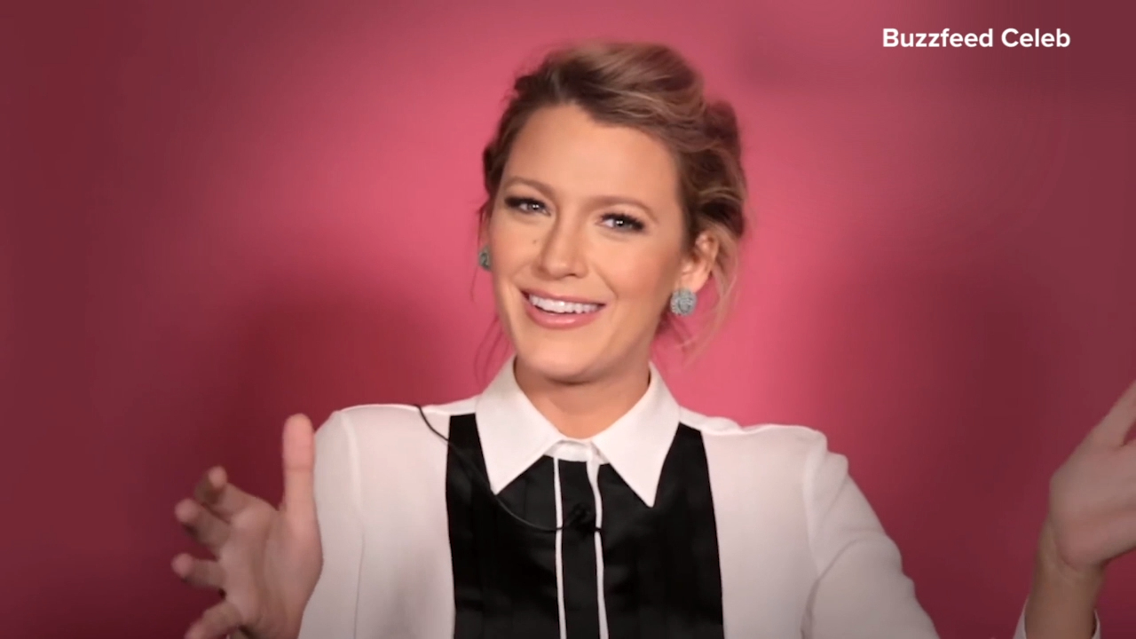 Blake Lively talks playing different characters