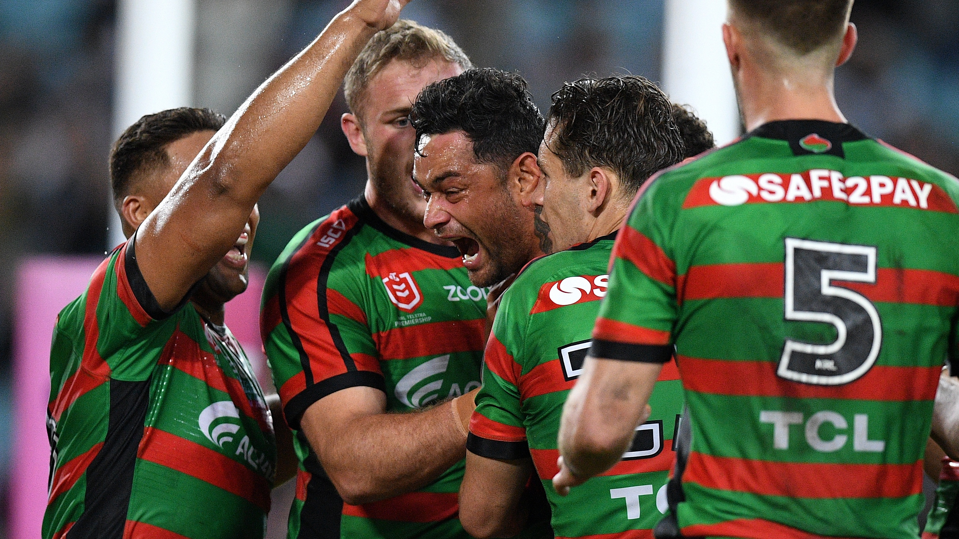 NRL Video 2019 | NRL Highlights: Rabbitohs v Sea Eagles - Finals Week Two