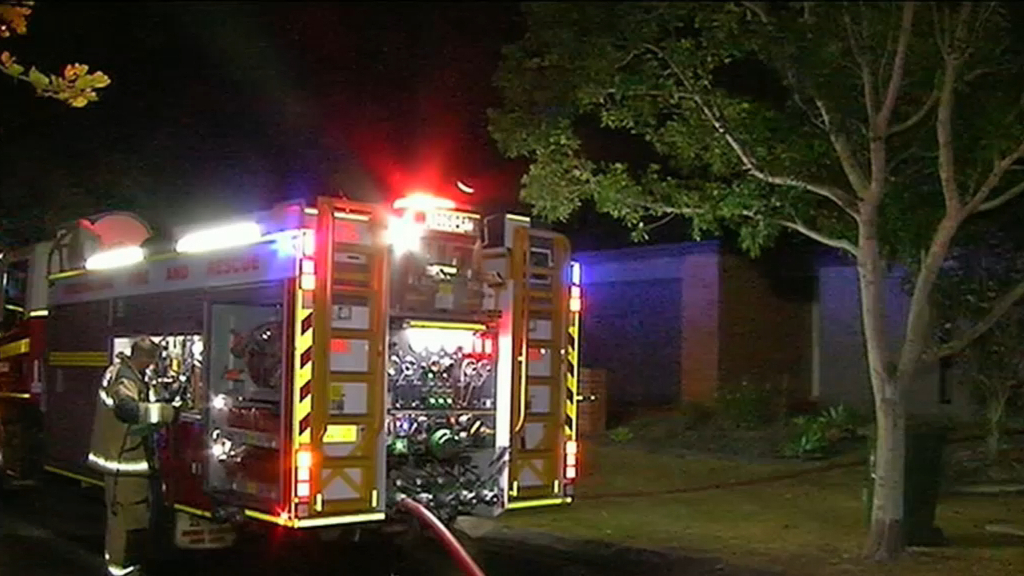 Teenagers suffer severe burns in Brisbane house fire