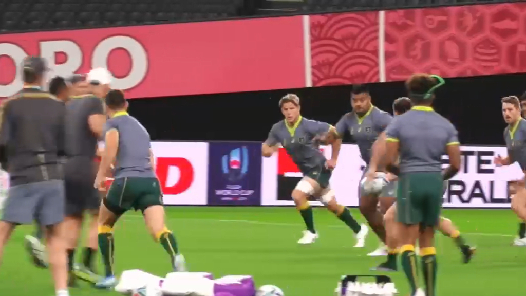 Wallabies gearing up for Fiji clash