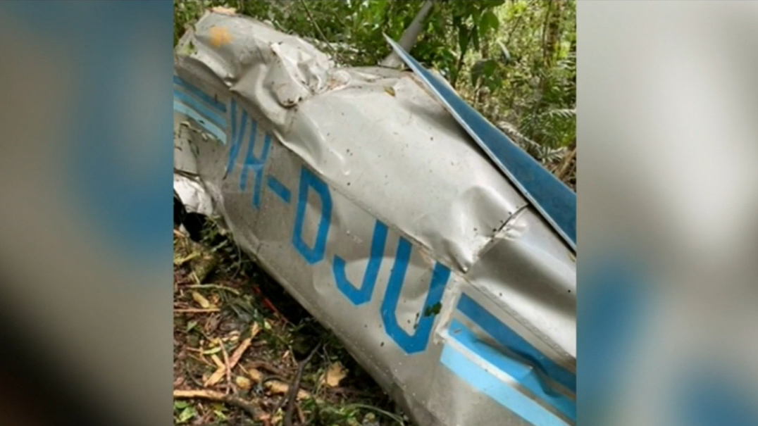 Gold Coast father and son confirmed dead in NSW light plane crash