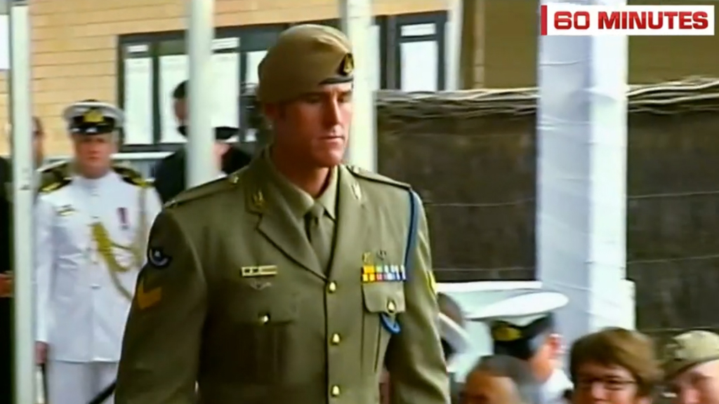 Ben Roberts-Smith investigated over alleged war crimes