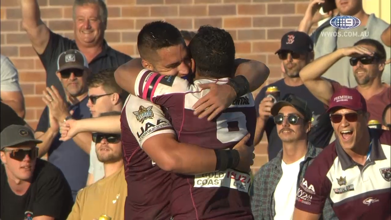 NRL Video 2019 | QLD Intrust Super Cup: Bears v Falcons - Preliminary Final