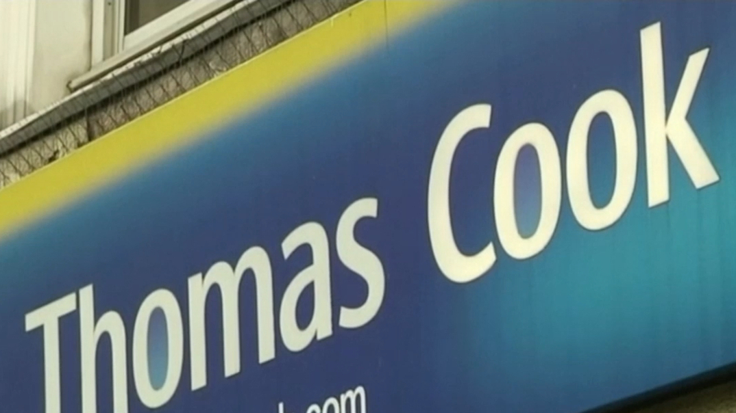 Thomas Cook collapses, potentially leaving thousands of travelers stranded