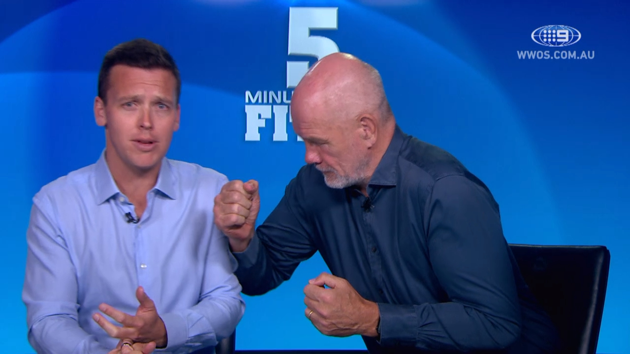 Rugby Union Video 2019 | Peter FitzSimons | Fitzy unloads on the Wallabies: 5 Mins with Fitzy