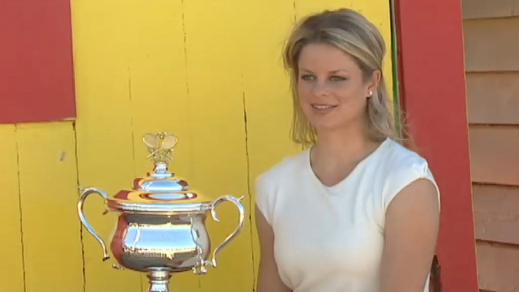 Clijsters eyes Aussie comeback