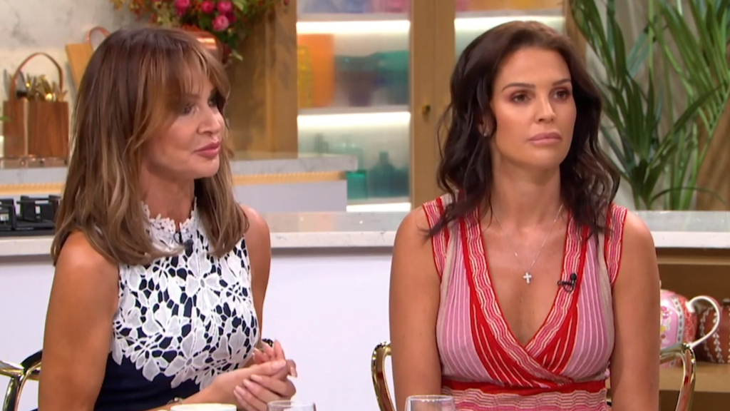 Lizzie Cundy and Danielle Lloyd weigh in on Coleen Rooney scandal