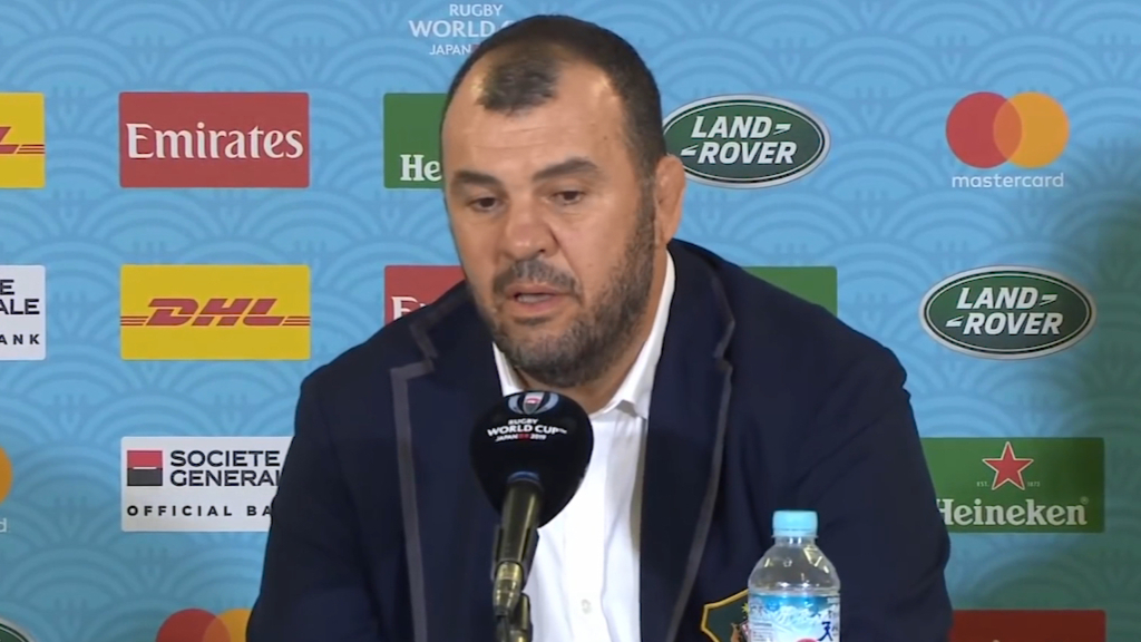 Cheika bites back at Eddie Jones