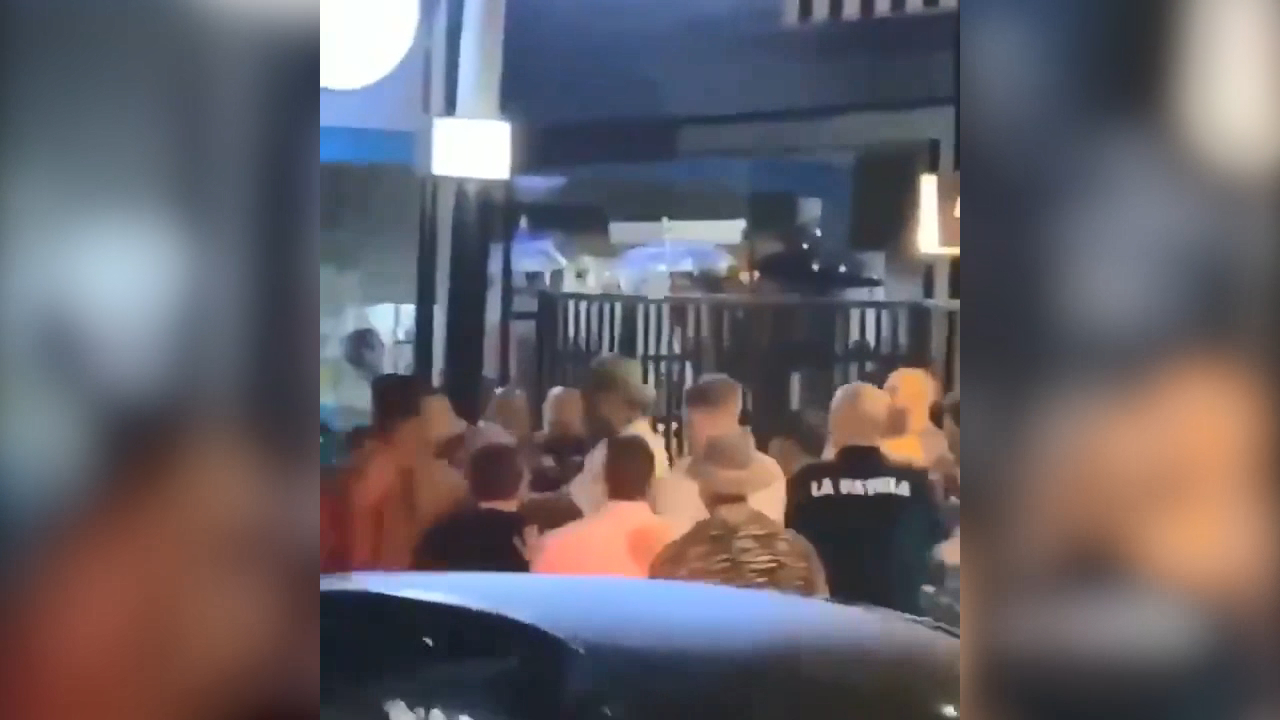 Melbourne Storm player caught in Bali altercation