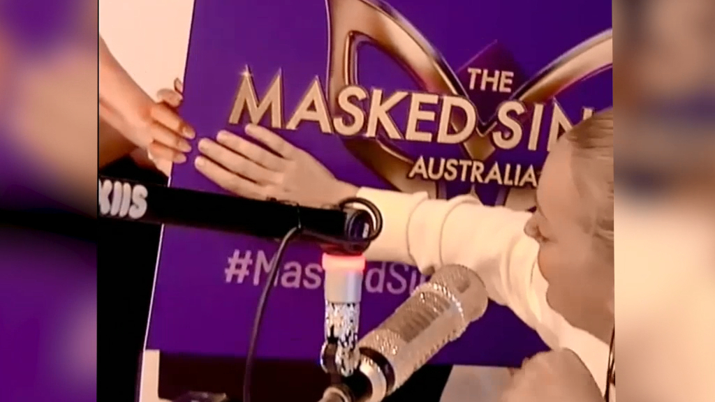 Jackie 'O' reveals The Masked Singer Australia photoshopped her hand