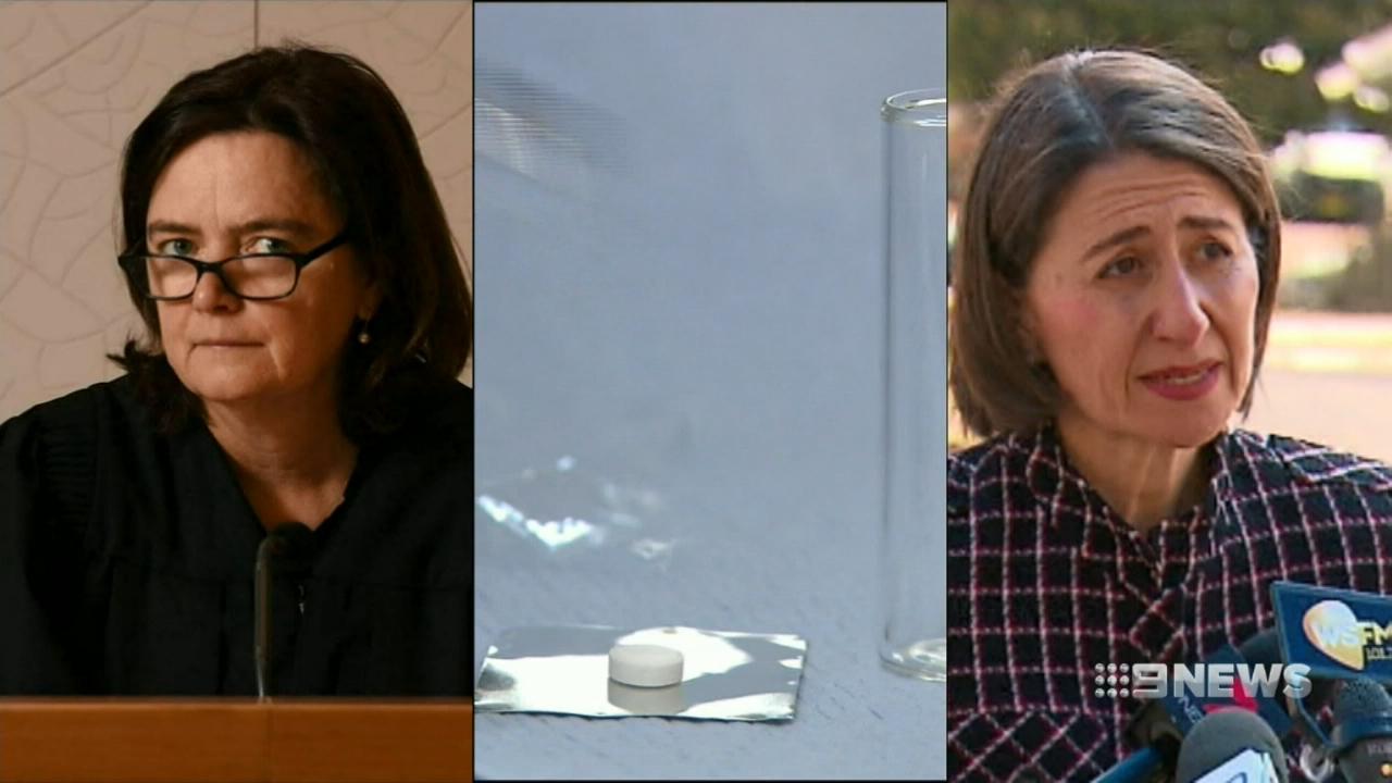 NSW State Coroner's pill testing draft report leaks