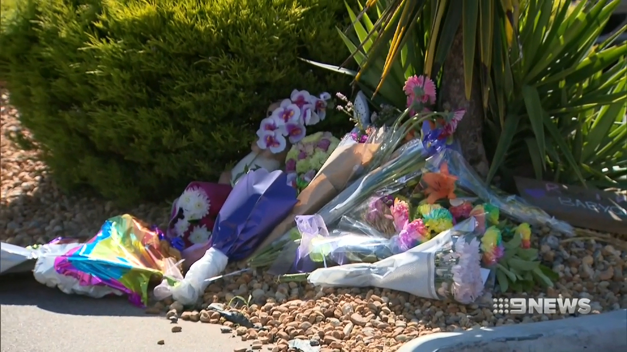 A father has shared his heartbreak after his bubbly three-year-old daughter died in the driveway of an Epping childcare centre.