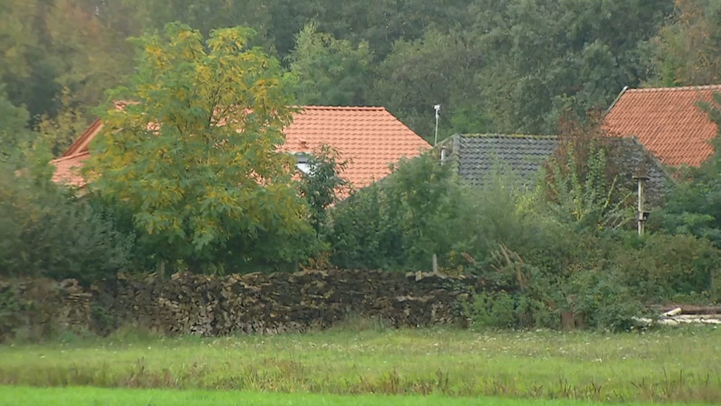 Dutch family found locked in secret room in farm