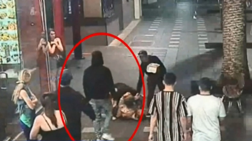 Man who punched student in Surfers Paradise faces life in prison