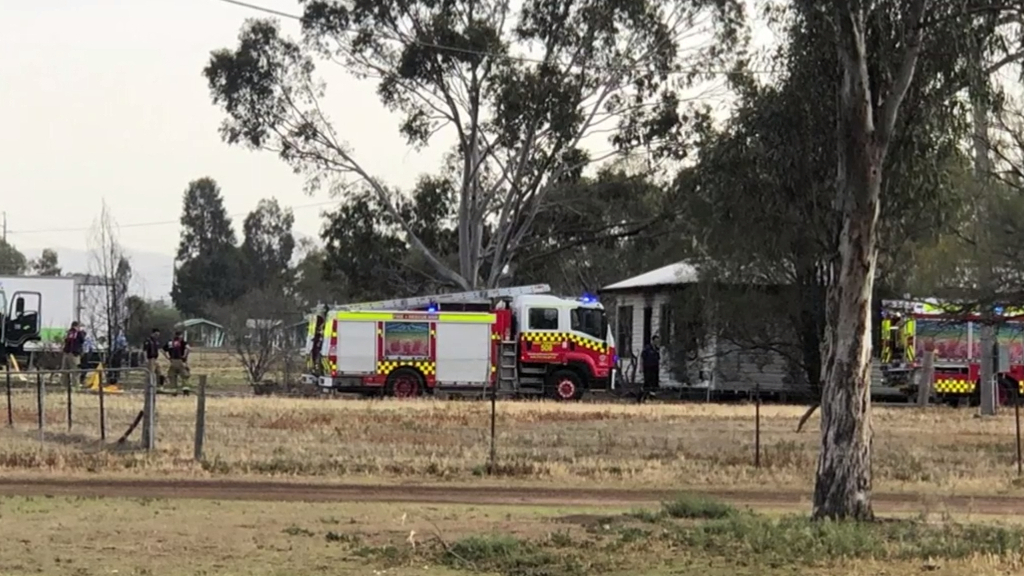 Two dead in Tamworth house fire