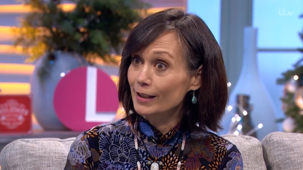 Leah Bracknell has a positive attitude despite terminal lung cancer diagnosis