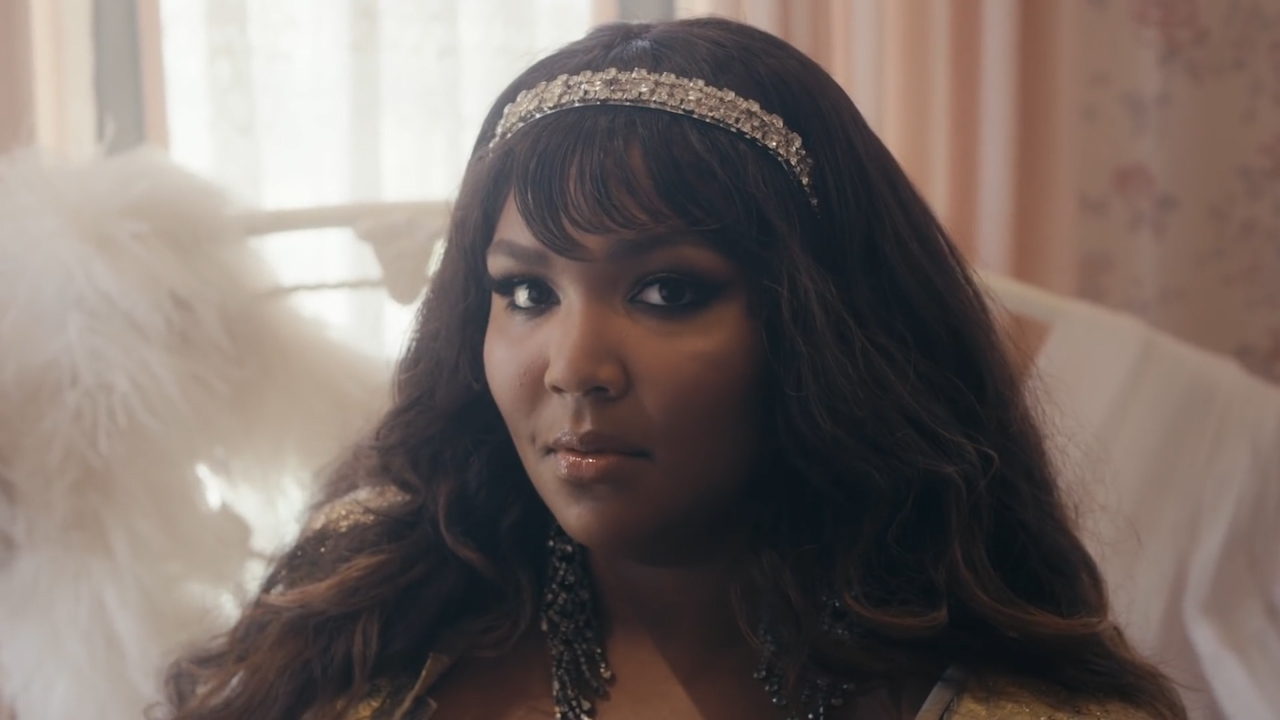 Lizzo's music video 'Truth Hurts'