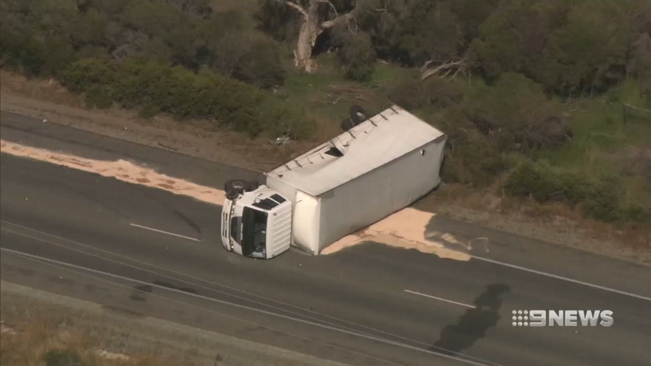 Fatal truck crash claims life of teenager