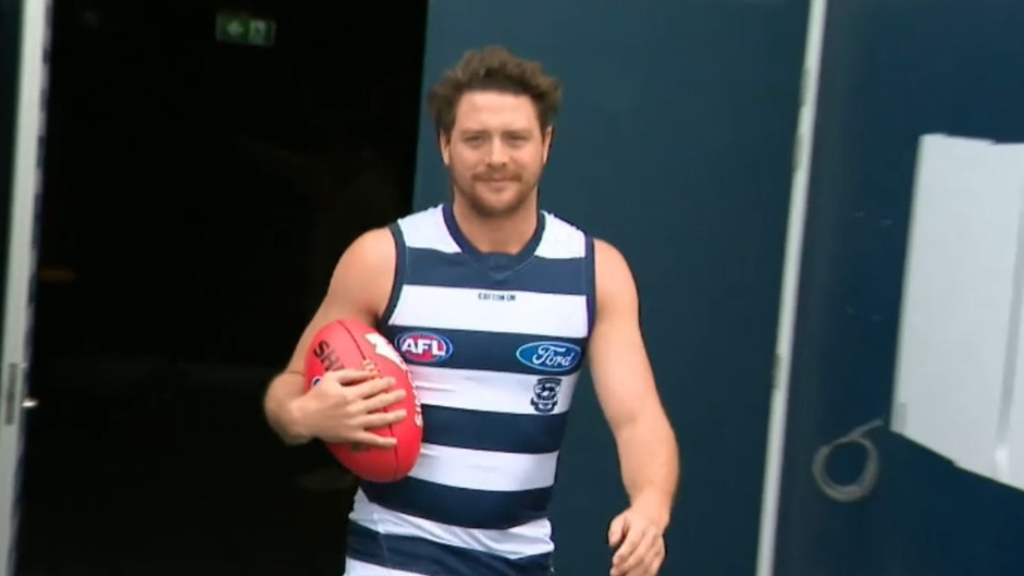Steven joins Geelong