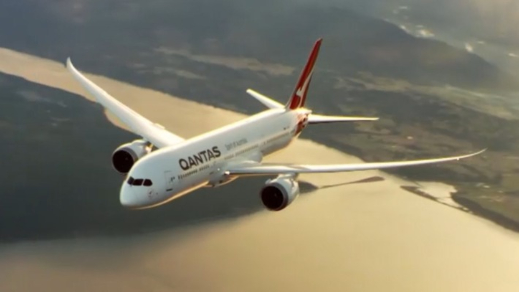 Qantas trial first non-stop service from New York to Sydney