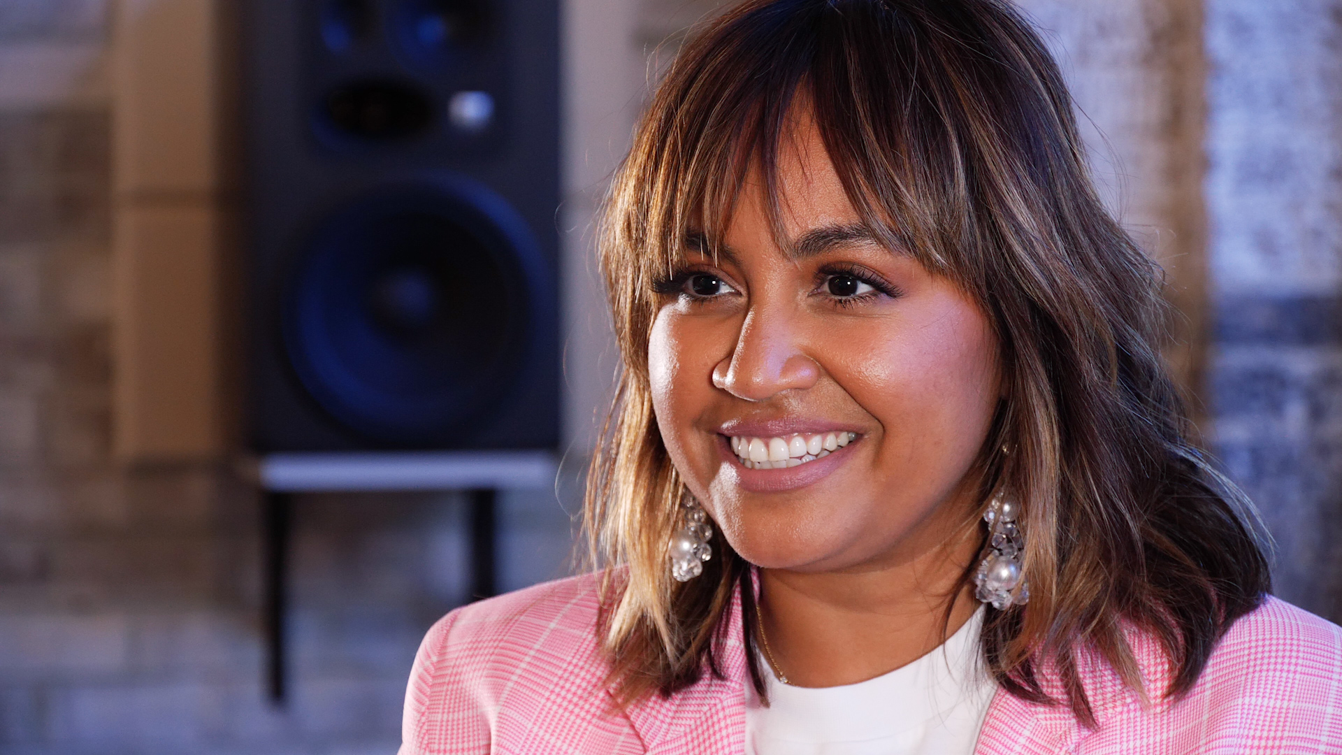 Jessica Mauboy chats to 9Honey Celebrity about new album 'Hilda'