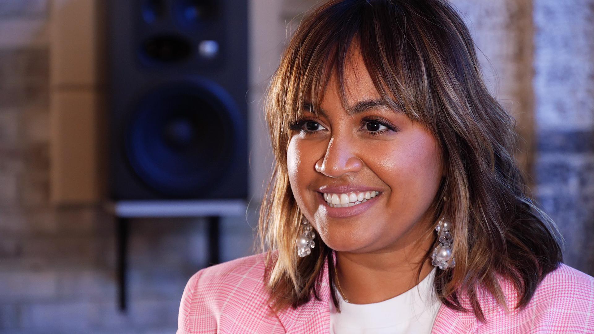 Jessica Mauboy chats to 9Honey Celebrity about new album 'Hilda'