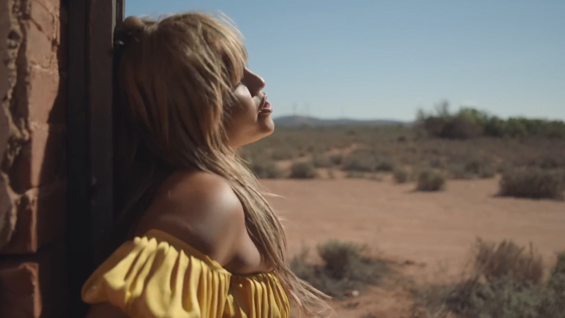Jessica Mauboy's 'Sunday' music video