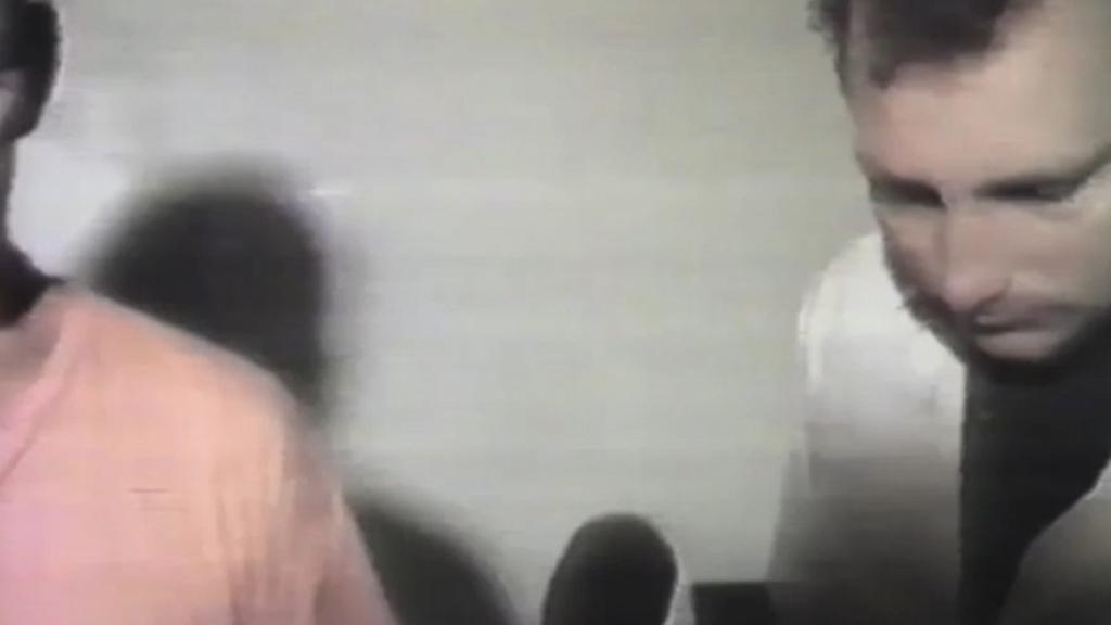 Convicted murderer Jonathan Bakewell walks free