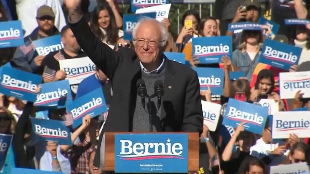 Bernie Sanders set for 'vigorous' campaign return