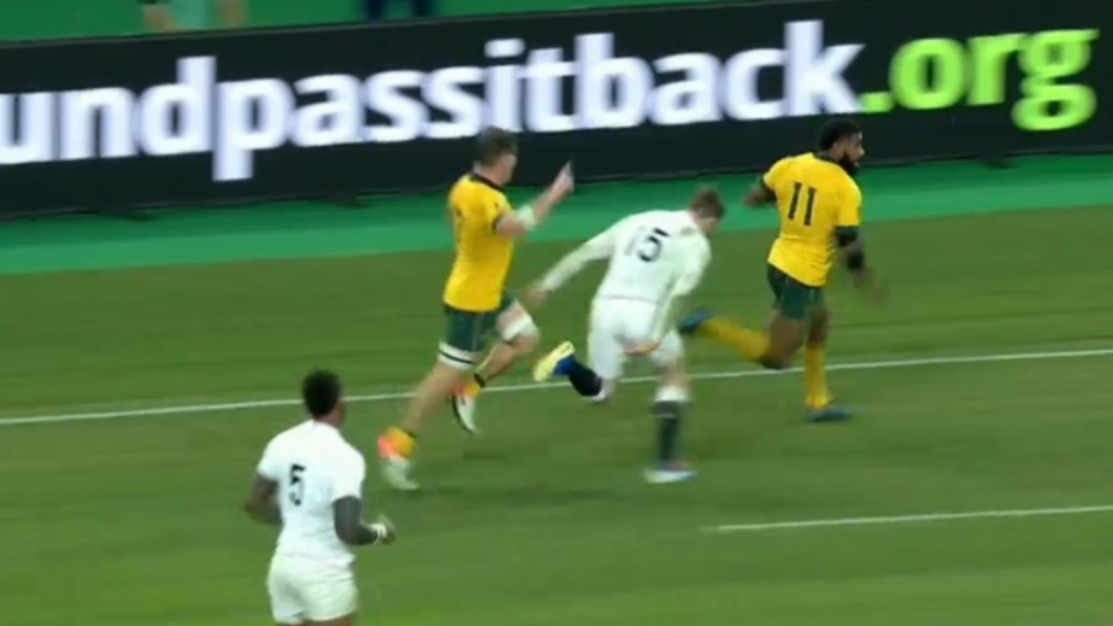 Fitz laments Wallabies' performance