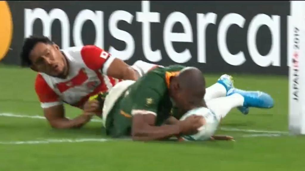 Mapimpi scores for Springboks