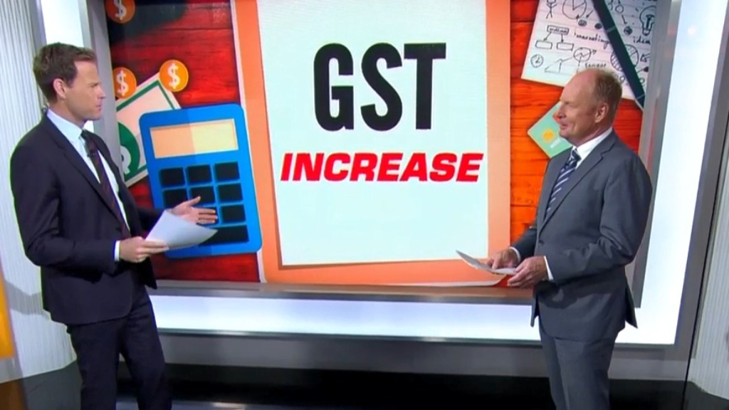 Calls to increase the GST