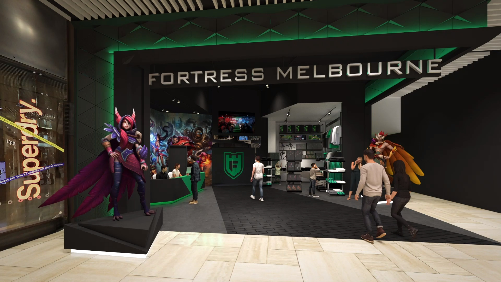 'Gaming Cathedral' construction underway in Melbourne CBD