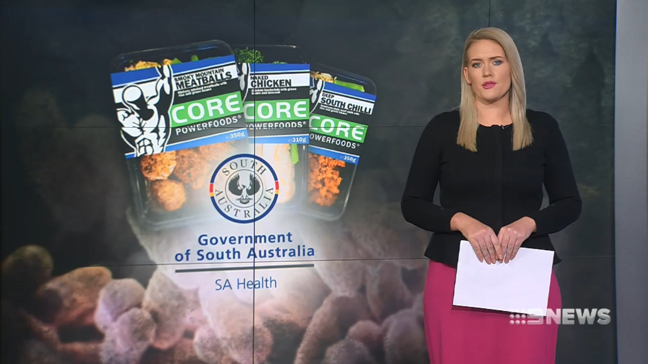 SA health authorities issue Salmonella outbreak