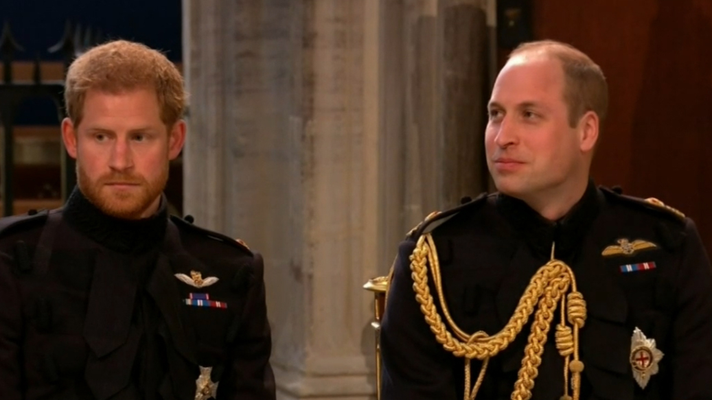 Prince William's 'worry' for Harry and Meghan
