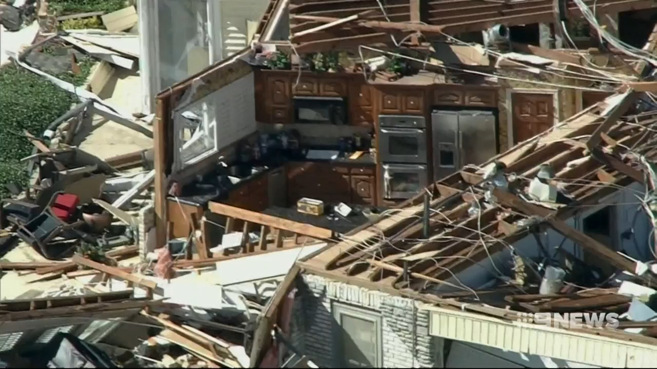 Texas twister leaves devastation across state