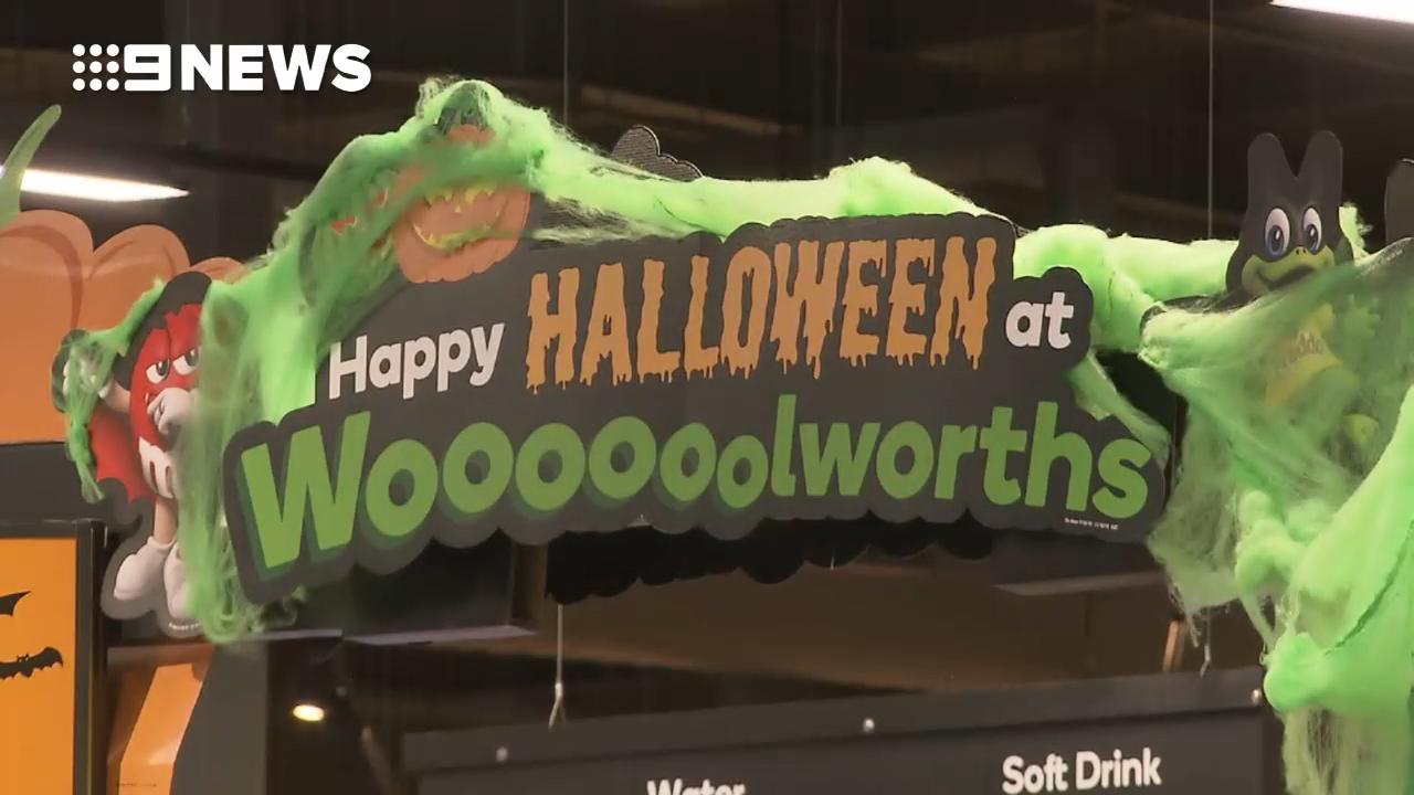 Queensland budget buys for Halloween