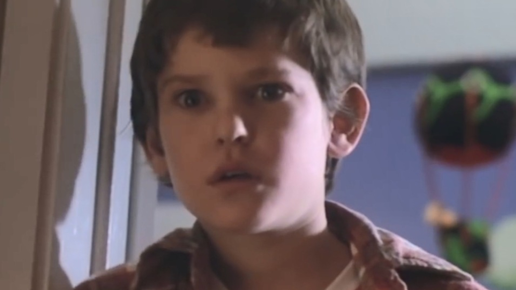Henry Thomas in E.T. the Extra-Terrestrial