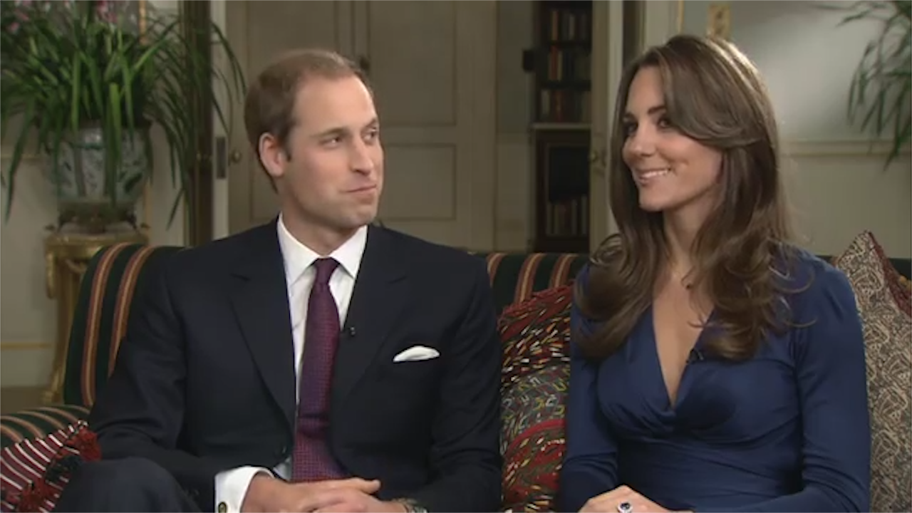 How Prince William proposed to Kate Middleton