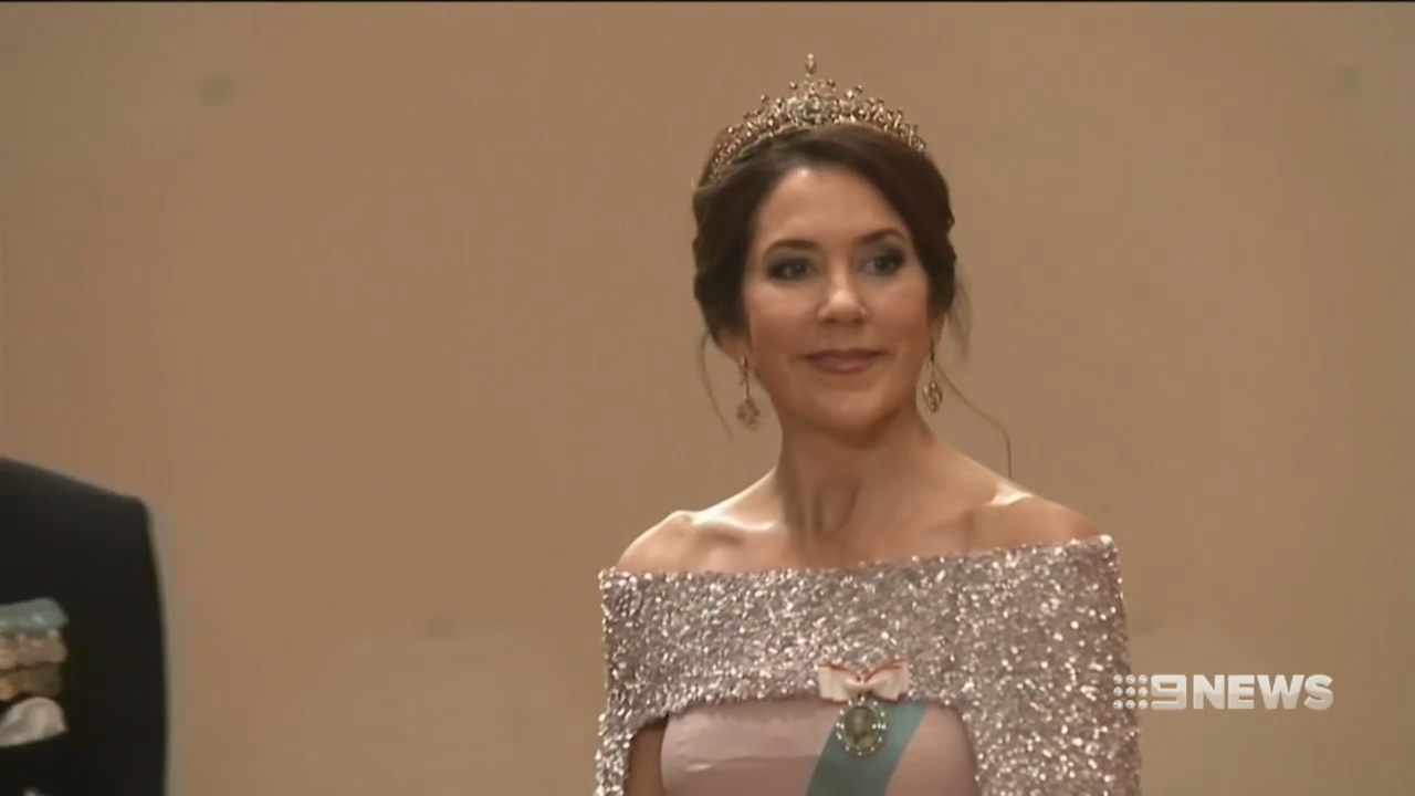 Princess Mary attends enthronement for Japan's emperor