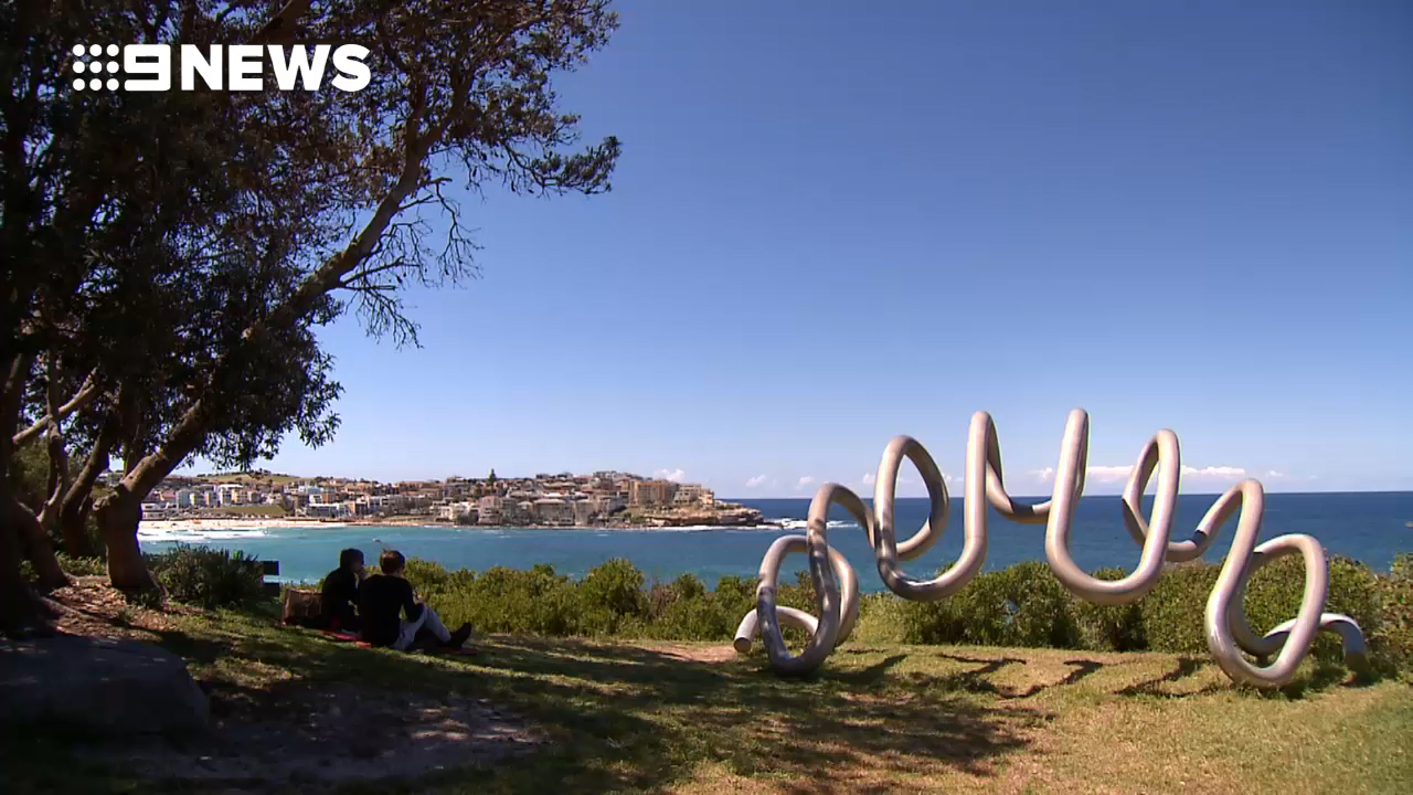 Sculptures by the Sea launches