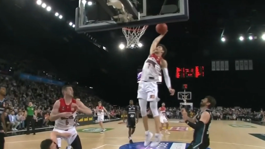 LaMelo and RJ light up the NBL