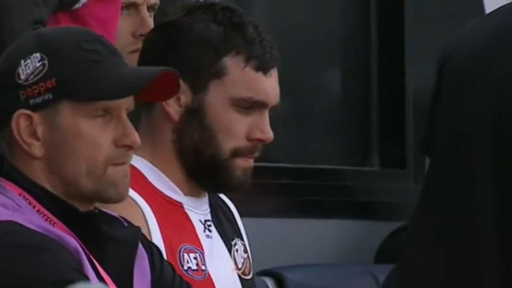 McCartin to be delisted by St Kilda
