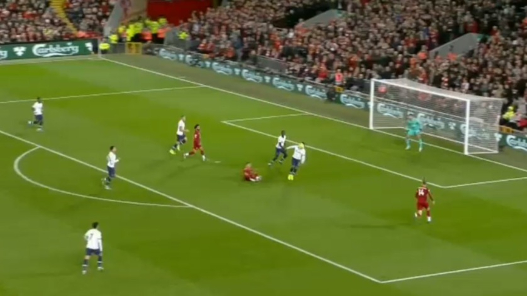 Liverpool come back to beat Spurs