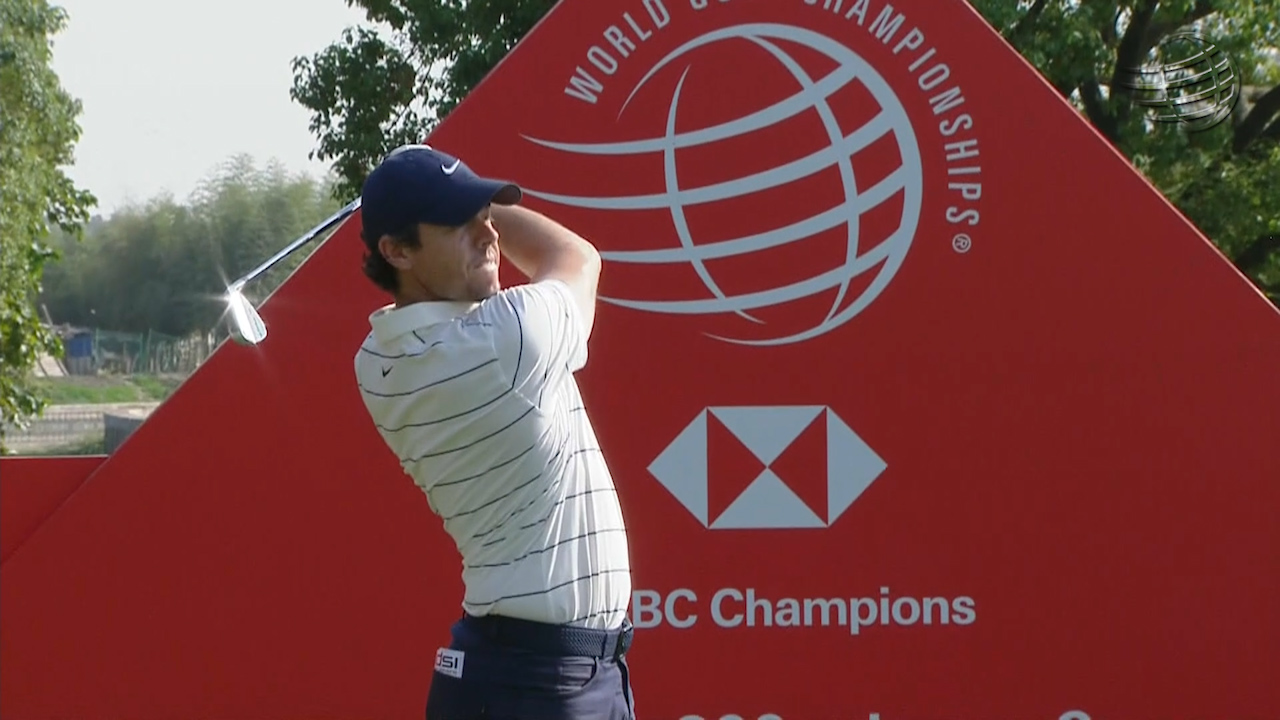 WGC HSBC Champions - Round One highlights