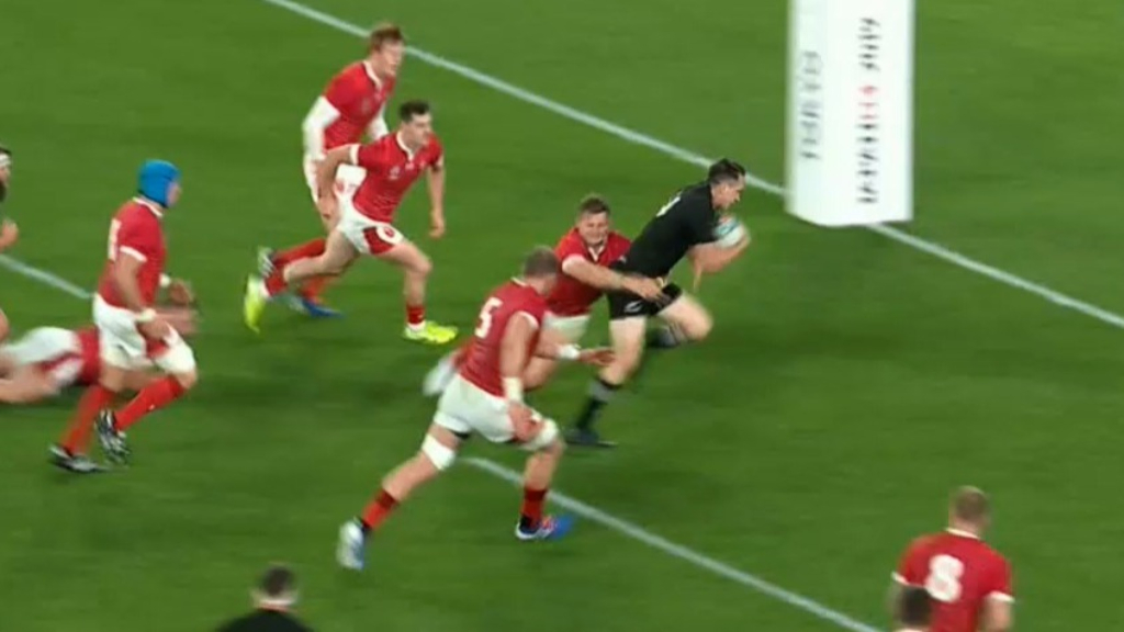 New Zealand thrash Wales in third-place match