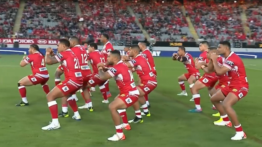 Tonga beats Australia in huge upset in rugby league test
