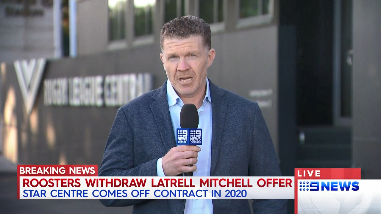 Roosters retract Mitchell offer