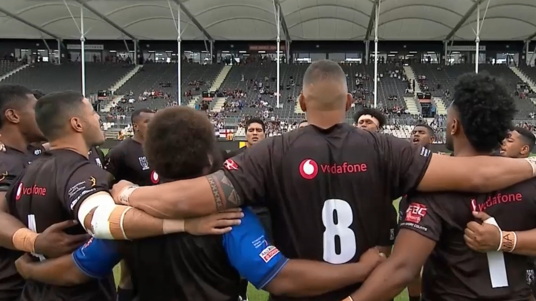Fijian Hymn