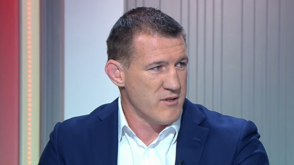 Gallen's warning to Latrell Mitchell